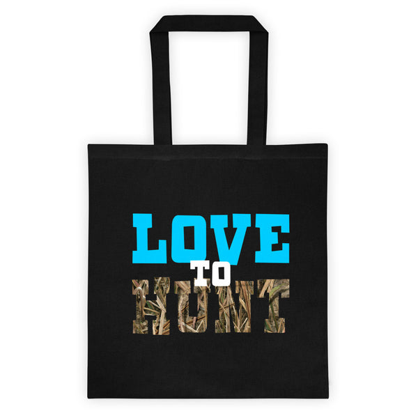 Love To Hunt Tote