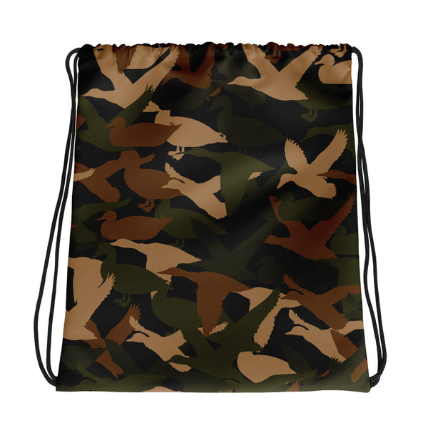 Duck Camo Gym Bag