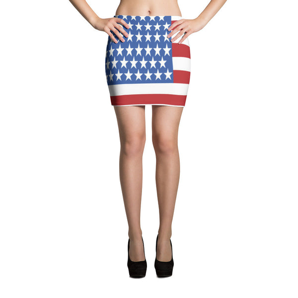 USA Flag Skirt