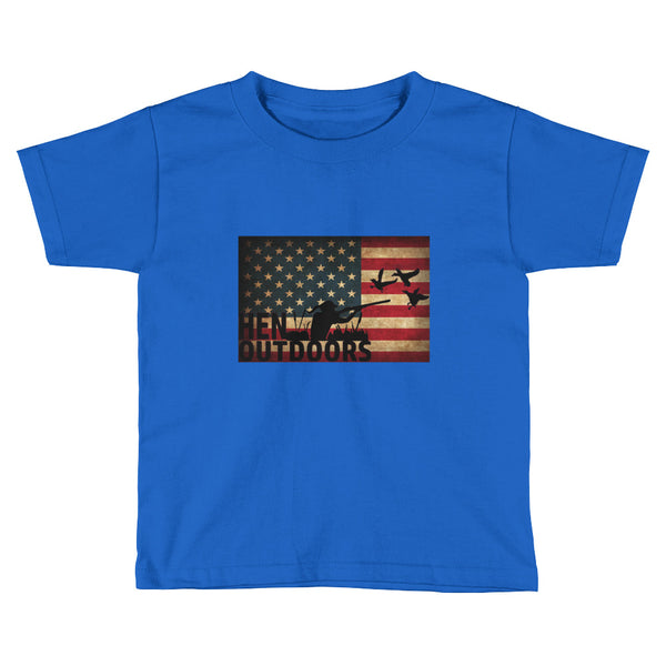 Distressed Flag Logo (toddler)