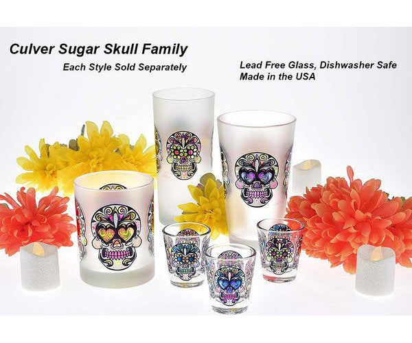 Introducing Culver Sugar Skulls Collection