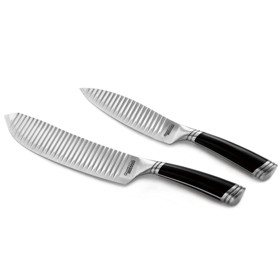 casaWare Cutlery 2-Piece Set (6-Inch Serrated Utility and 8-Inch All Purpose) - LaPrima Shops ®