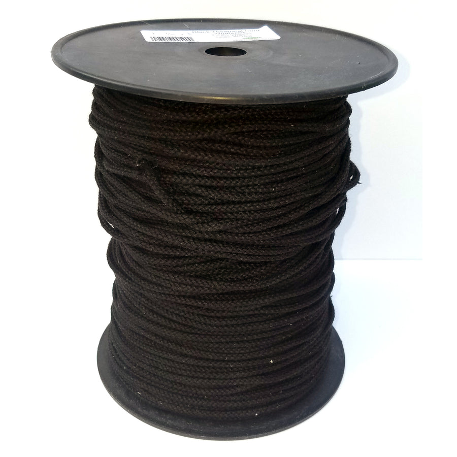 Librett Durables Unglazed Diamond Braided Trickline on a Spool, 600-Feet 1/8-inch (No. 4) - LaPrima Shops ®