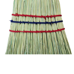 Authentic Hand Made All Broomcorn Broom (Light) - LaPrima Shops ®