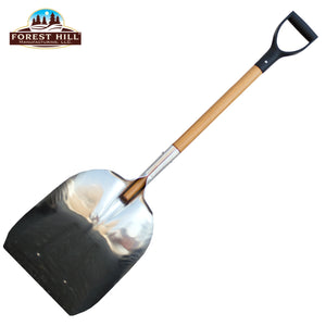 Forest Hill Manufacturing Homeowner Aluminum Scoop Shovel (48-Inch) - LaPrima Shops ®