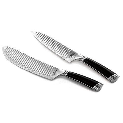 casaWare Cutlery 2-Piece Set ( 6-Inch Chef and 8-Inch All Purpose) - LaPrima Shops ®