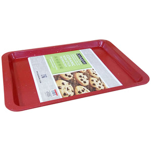 casaWare Ceramic Coated NonStick Cookie/Jelly Roll Pan 10x 14 (Red Granite) - LaPrima Shops ®