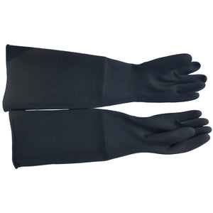 The Protector 24-inch Heavy Duty Rubber Work Gloves (One Size Fits All) - LaPrima Shops ®
