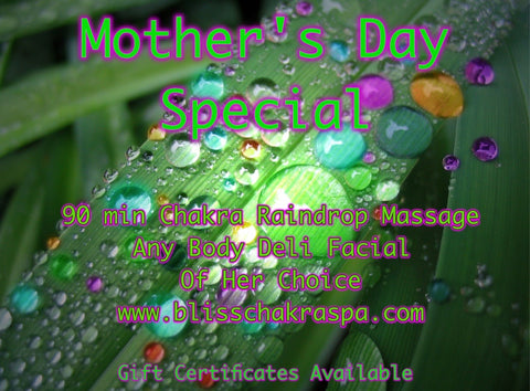 Text - Mother's Day Special