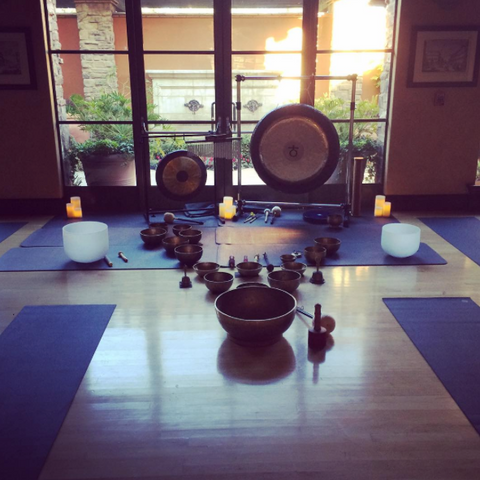 Working Out - SOUND BATH AND RESTORATIVE YOGA CALENDAR