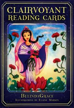Clairvoyant Reading Cards By Belinda Grace