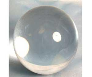 150mm Clear Crystal Ball