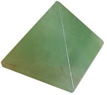 25-30mm Flourite Pyramid