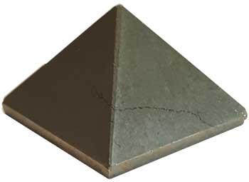 25-30mm Pyrite Pyramid