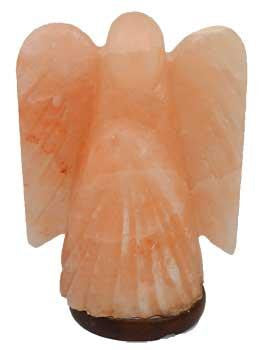 "9"" Angel Salt Lamp"