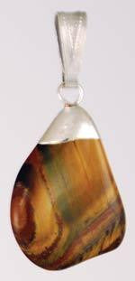 Tiger Eye Tumbled - Lady Adrienne's Cauldron - 2