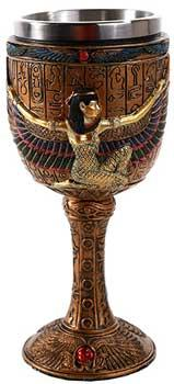 "6 3-4"" Isis Chalice"