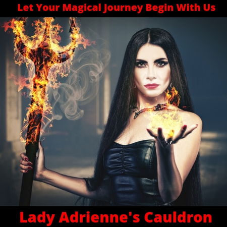 Lady Adrienne's Cauldron