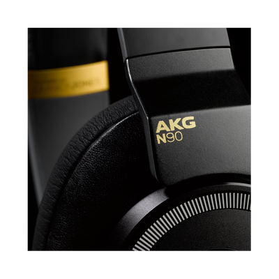 AKG N90Q LE Reference class auto-calibrating noise cancelling headphones - Premium Sound Canada