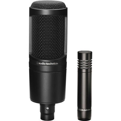 Audio-Technica AT2020 Cardioid Condenser Microphone - Premium Sound Canada