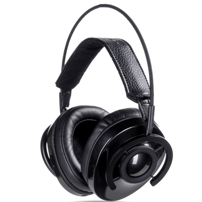AudioQuest NightOwl Carbon Closed-Back Over-Ear Headphones - Premium Sound Canada