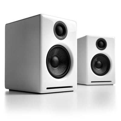 Audioengine A2+ Powered Bookshelf Speakers - Premium Sound Canada