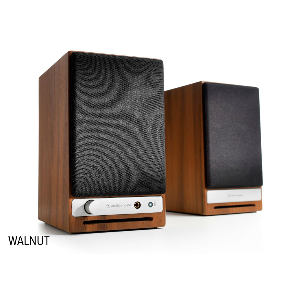 Audioengine HD3 2 Way Wireless Bluetooth Bookshelf Speakers Pair
