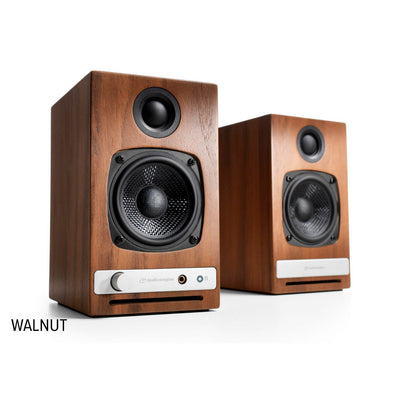 Audioengine HD3 2-Way Wireless Bluetooth Bookshelf Speakers (Pair) - Premium Sound Canada