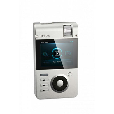 HIFIMAN HM901s High-Resolution Portable Audio Player with Balanced Amp Card