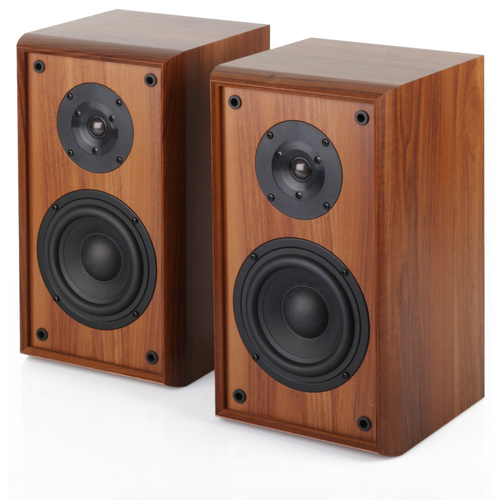Mies S1 Bookshelf Speakers Pair