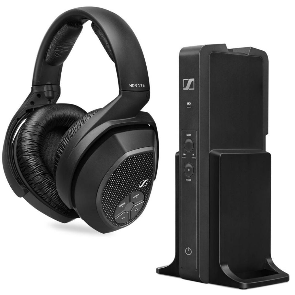 83e3d0bfdee Sennheiser RS 175 Digital Wireless Headphone System - Premium Sound Canada