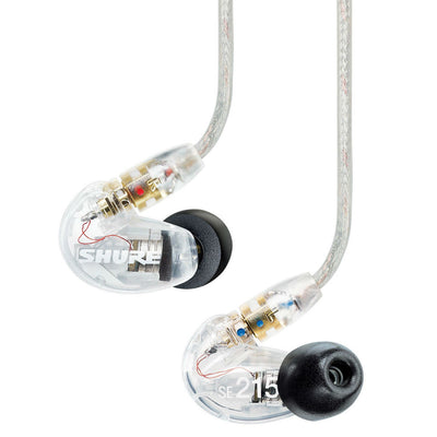 Shure SE215 Sound-Isolating In-Ear Stereo Earphones - Premium Sound Canada