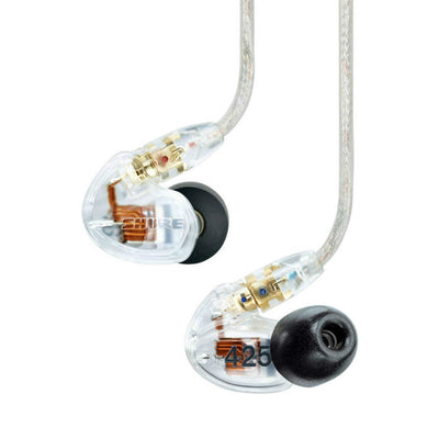 Shure SE425 Sound Isolating In-Ear Stereo Headphones