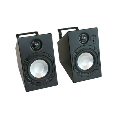 Vanatoo Transparent Zero Active Bookshelf Speakers - Premium Sound Canada