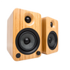 Kanto YU4 2-Way Powered Bookshelf Speakers - Premium Sound Canada