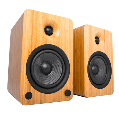 Kanto YU6 2-Way Powered Bookshelf Speakers - Premium Sound Canada