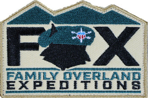 Foxpeditions - Limited Edition Green Beret Foundation Patch