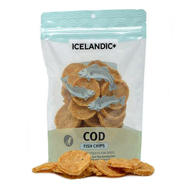 Icelandic Cod Fish Chips