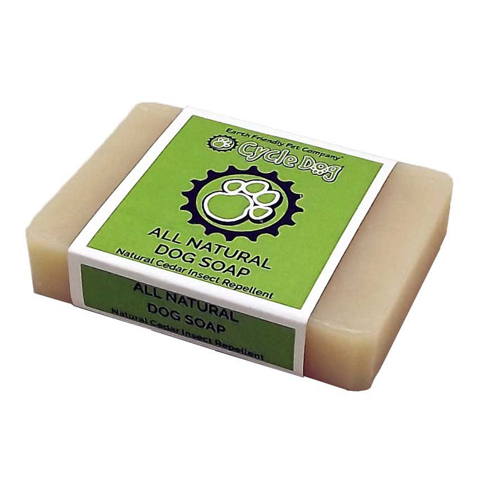 All Natural Dog Soap with Natural Insect Repellent
