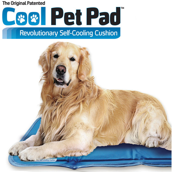 Cool Pet Pad<br>Self-Cooling Cushion - ON SALE!!!