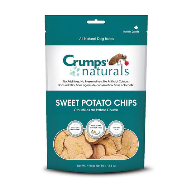 Crumps' Sweet Potato Chips