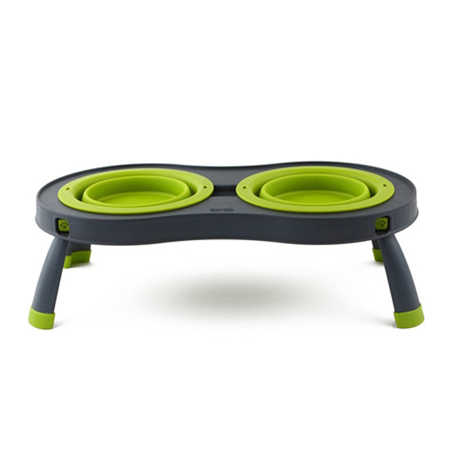 Elevated Pet Feeder - Double