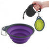 Collapsable Travel Bowl with Carabiner