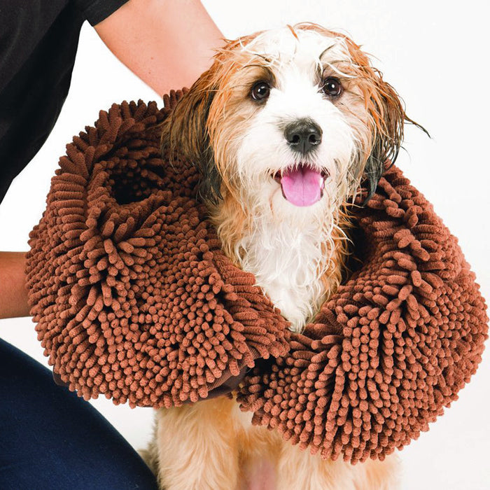Dirty Dog Shammy - absorbent microfiber towel