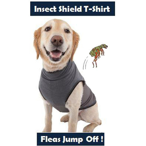 Insect Shield T-Shirt <br>for Dogs