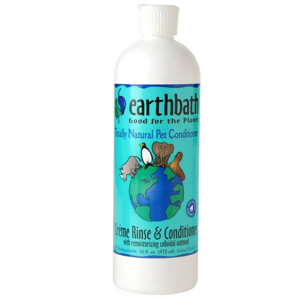 Earthbath Oatmeal & Aloe<br>Cream Rinse & Condioners