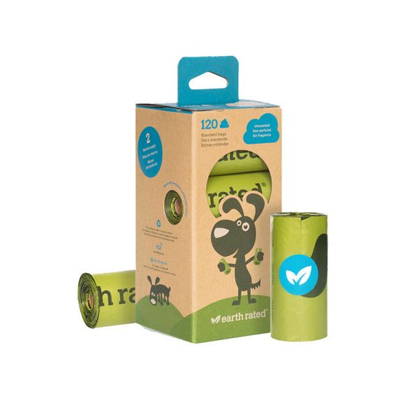 Earth Rated Poop Bags<br>Eco-Friendly Bags