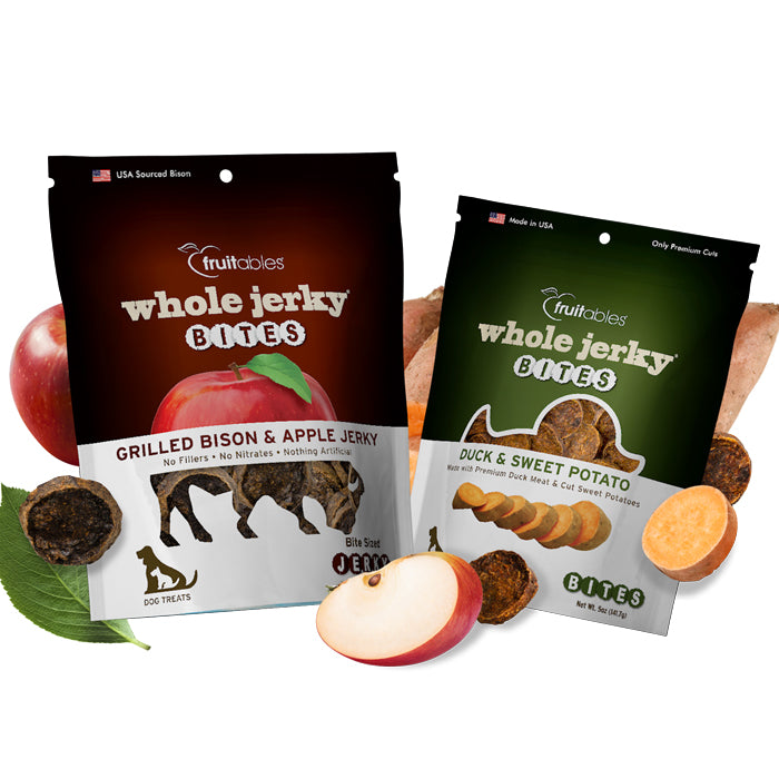 Fruitables Whole Jerky Bites