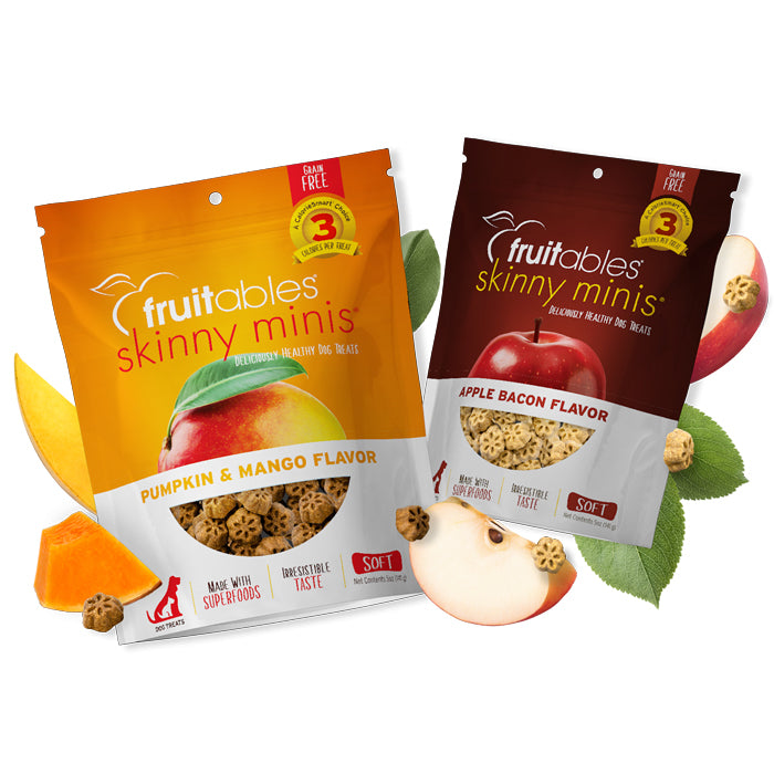Fruitables Skinny Minis<br>5 flavors