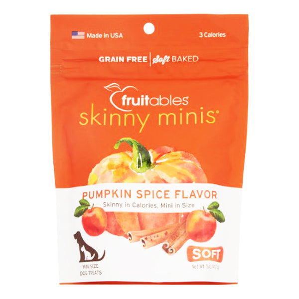 Fruitables Skinny Minis<br>Halloween Pumpkin Spice